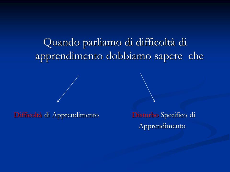 DSA INTELLIGENZA NORMALE DEFICIT DI LETTURA DEFICIT DI SCRITTURA DEFICIT IN MATEMATICA