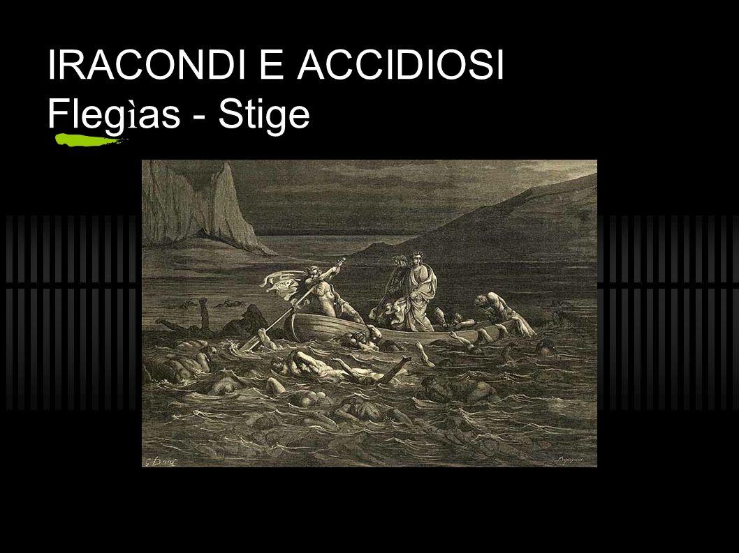 ERETICI canto X Le tombe degli eretici (vv.1-12) Gli epicurei (vv.