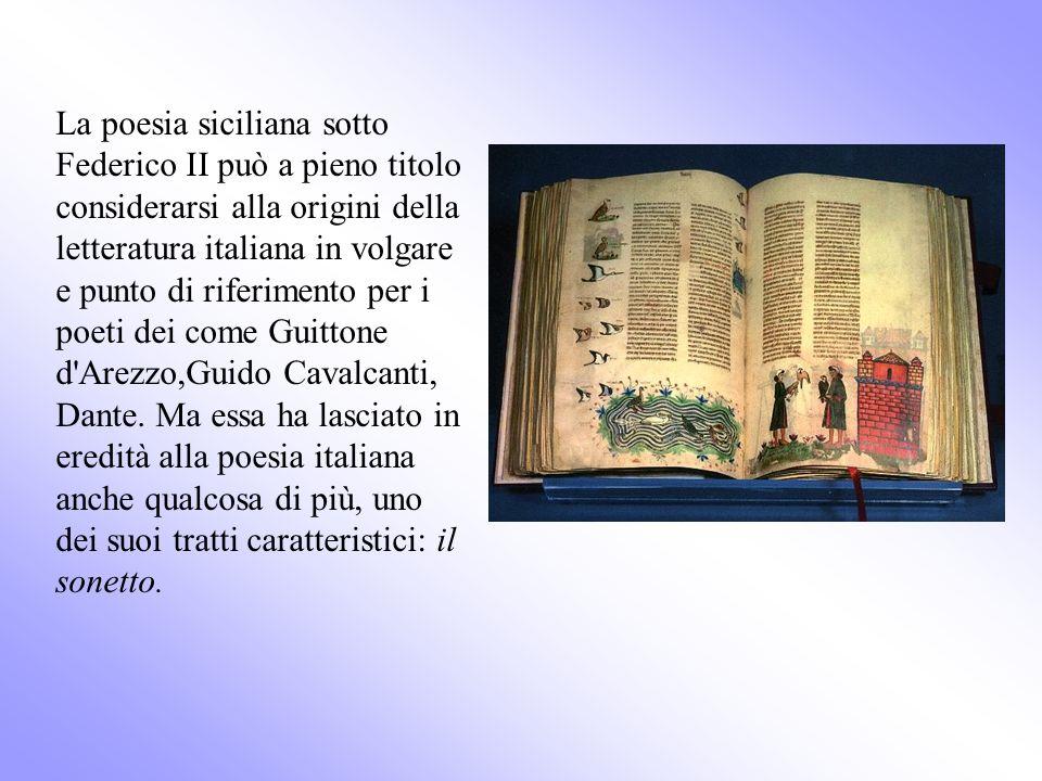 Il sonetto è un breve componimento poetico, tipico soprattutto della letteratura italiana, il nome deriva dal provenzale sonet (suono, melodia) che si riferiva in genere a una canzone con l accompagnamento della musica.
