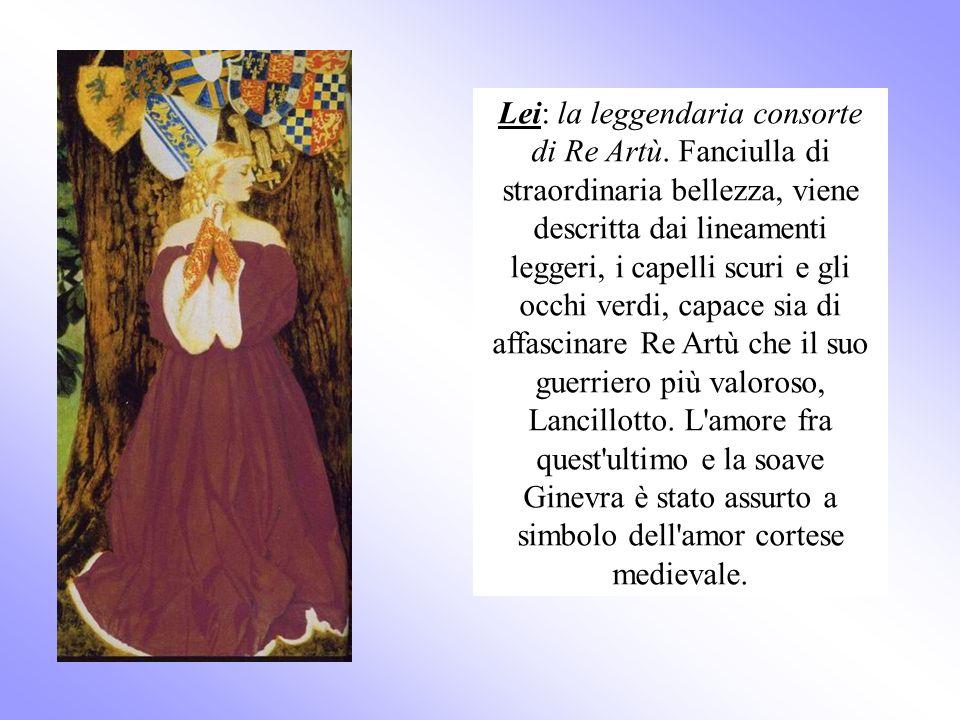 Ginevra Lancillotto Ginevra e Lancillotto