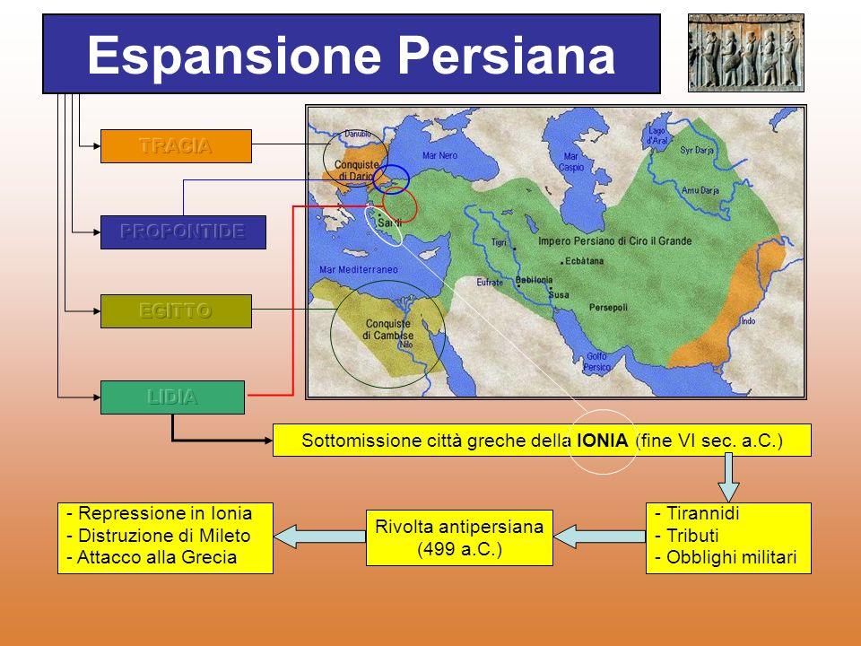 Atene: la riforma di Clistene (508 a.C.) Cittadini ateniesi suddivisi in 10 tribù territoriali, che raggruppano a tre a tre le 30 trittie della città,
