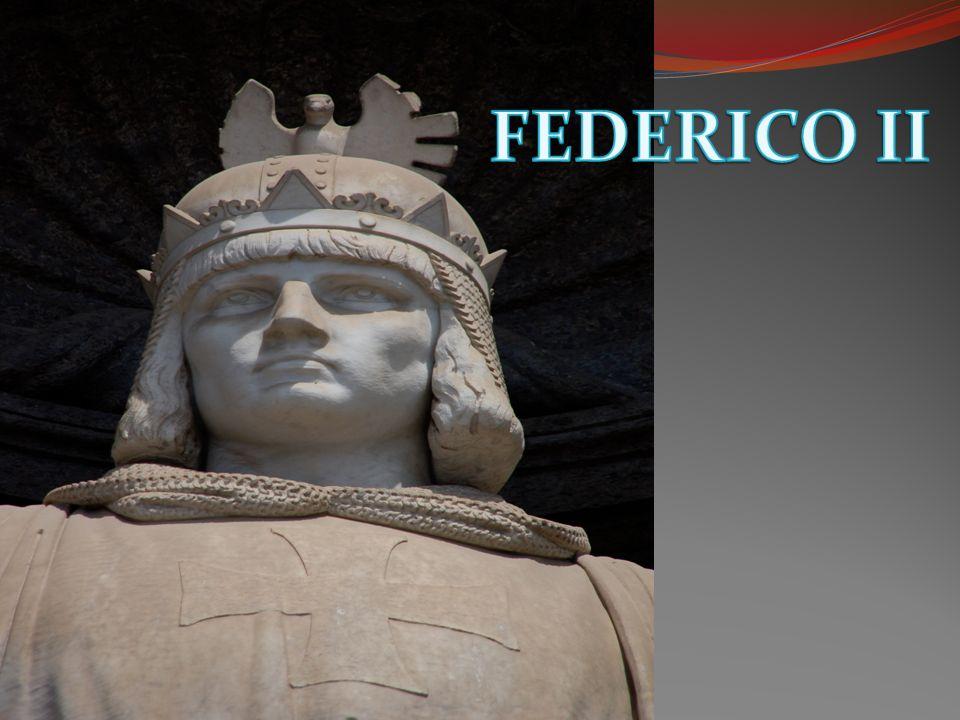 Nacque nel 1194 a Jesi Morì nel 1250 a Fiorentino di Puglia Egli fu: Re di Sicilia (1198-1250) Duca di Svevia (1212-1216) Re di Germania (1212-1220) Imperatore dei Romani ( dal 1211)