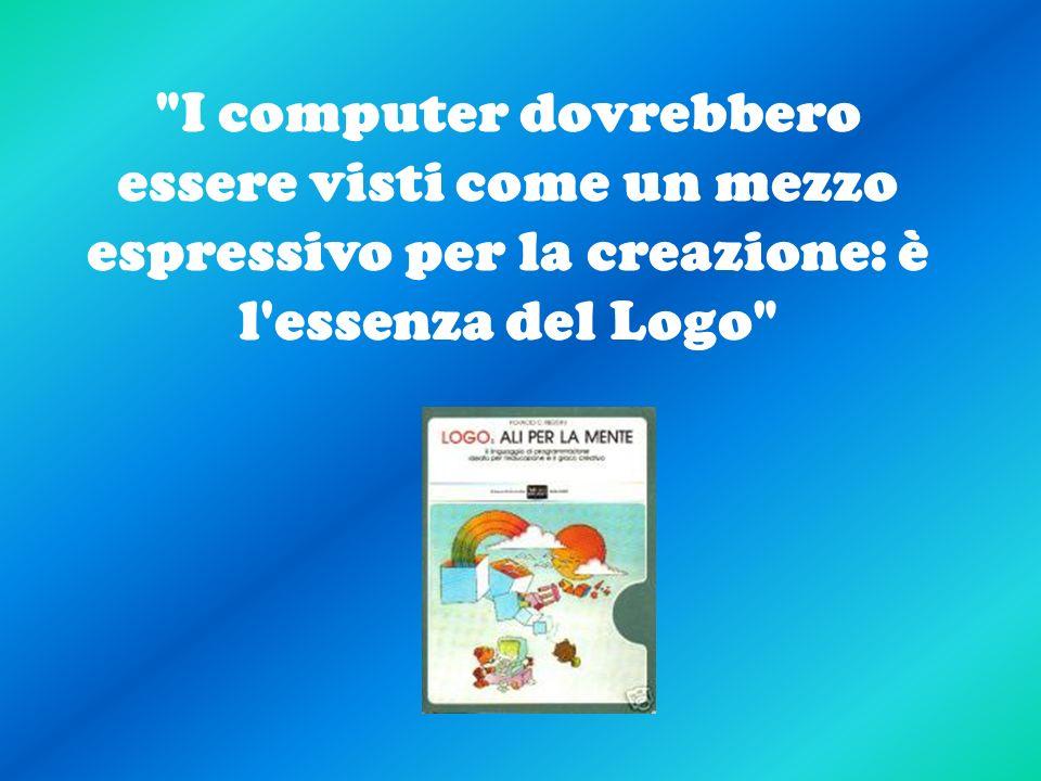 I computer in materia di istruzione devono essere considerati come mezzi di espressione.