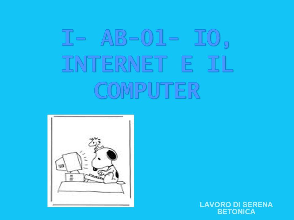 Ho impiegato molto tempo ad avvicinarmi al computer e capire la sua utilità.