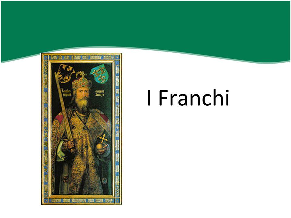 Limpero carolingio Carlo organizza limpero sulle basi di istituzioni uniformi e di un rapporto di fedeltà fra sovrano e nobiltà.