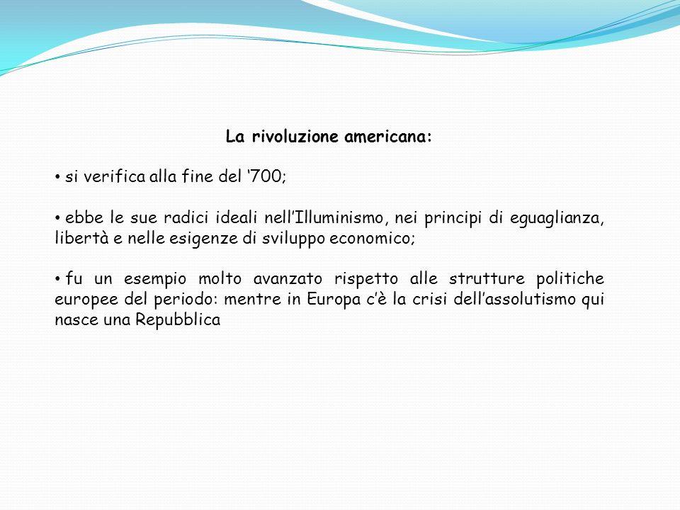 Possedimenti europei in Nord America