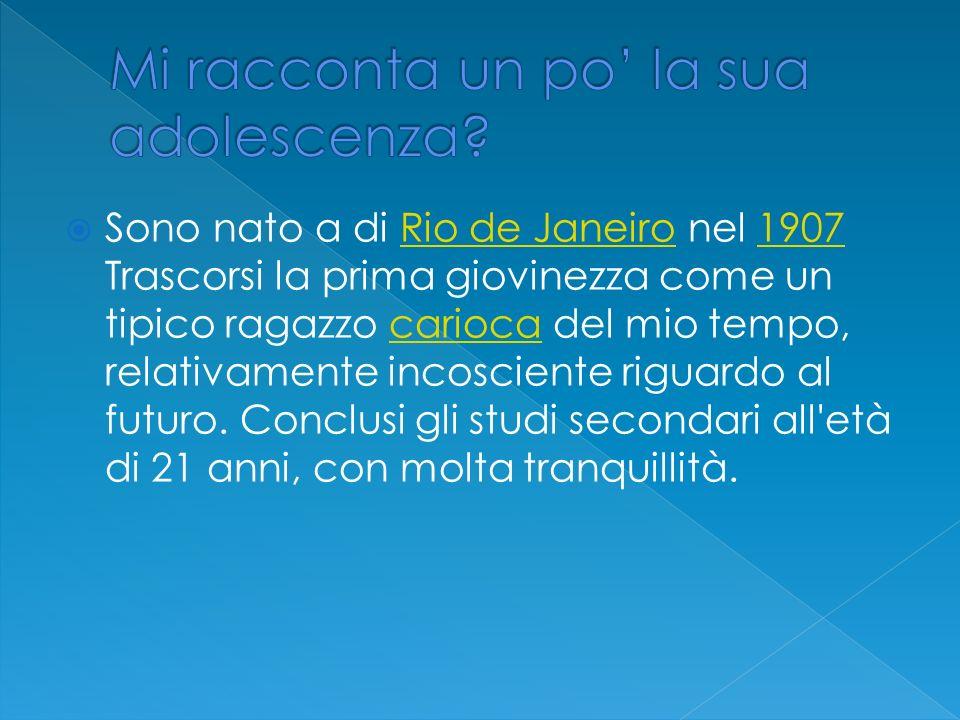 Si è vero a ventuno anni, sposai Annita Baldo (figlia di un immigrato italiano di Padova).