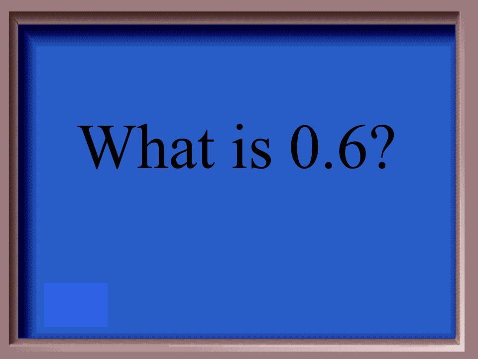 0.555; tenths