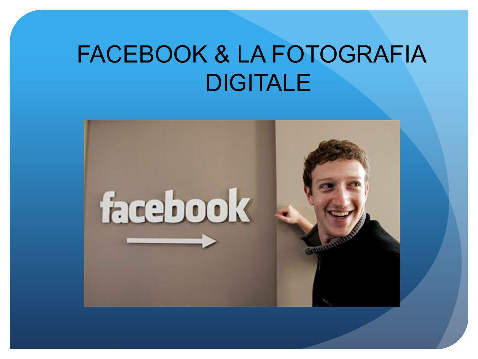 FACEBOOK & LA FOTOGRAFIA DIGITALE
