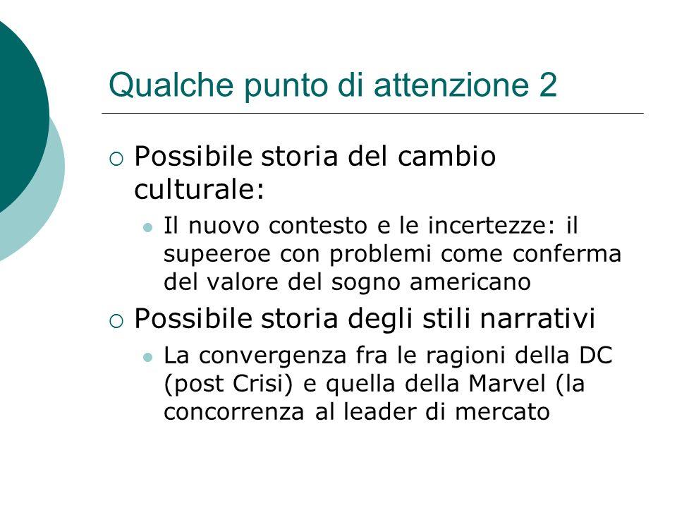 Un esempio: la questione di Batman Anni sessanta: http://it.youtube.com/watch?v=uXvXz7 OqgbY http://it.youtube.com/watch?v=uXvXz7 OqgbY 1986.