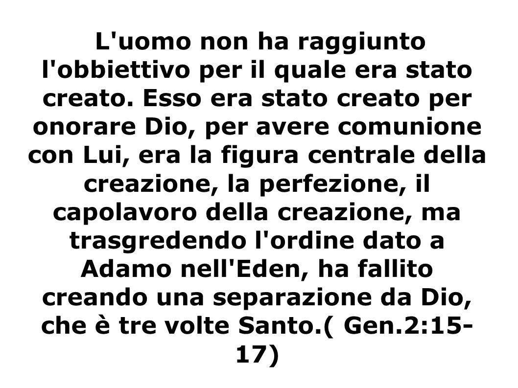 Gli effetti della giustificazione Pace con Dio Rom 5:1 Col 1:20