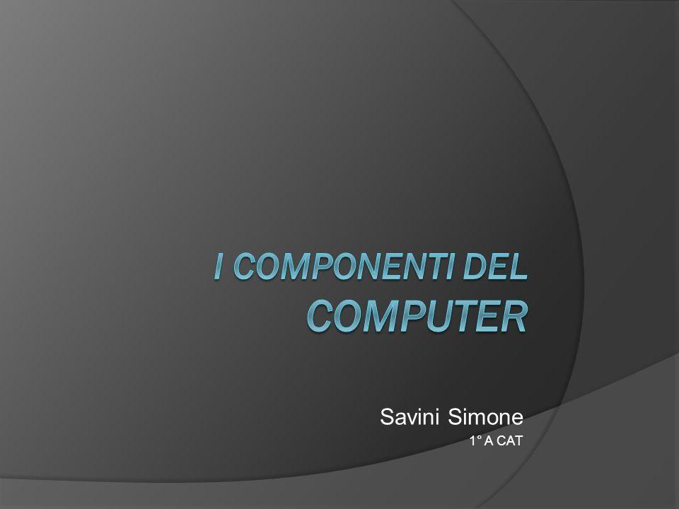 Il computer Il computer è una macchina in grado di interpretare ed eseguire una serie di ordini impartiti dallesterno Elabora dati in modo automatico, veloce, sicuro ed efficiente L hardware è la parte fisica del computer, mentre il software è la parte logica del computer