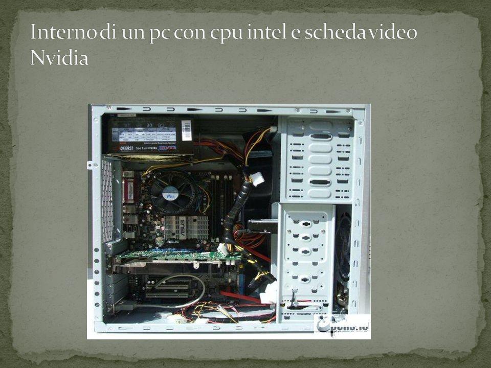 La motherboard è senza dubbio l hardrware più importante di tutto il pc poichè si possono installare cpu, ram, vga e scheda audio.