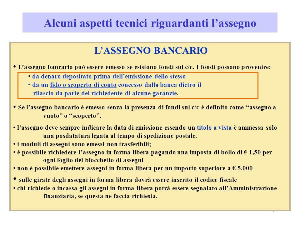 4 Lassegno bancario //1.000.000// unmilione ==== FRANCESCO DERCOLI Altidona20 aprile 1999 Luogo e data di emissione Importo in lettere e in cifre Bene
