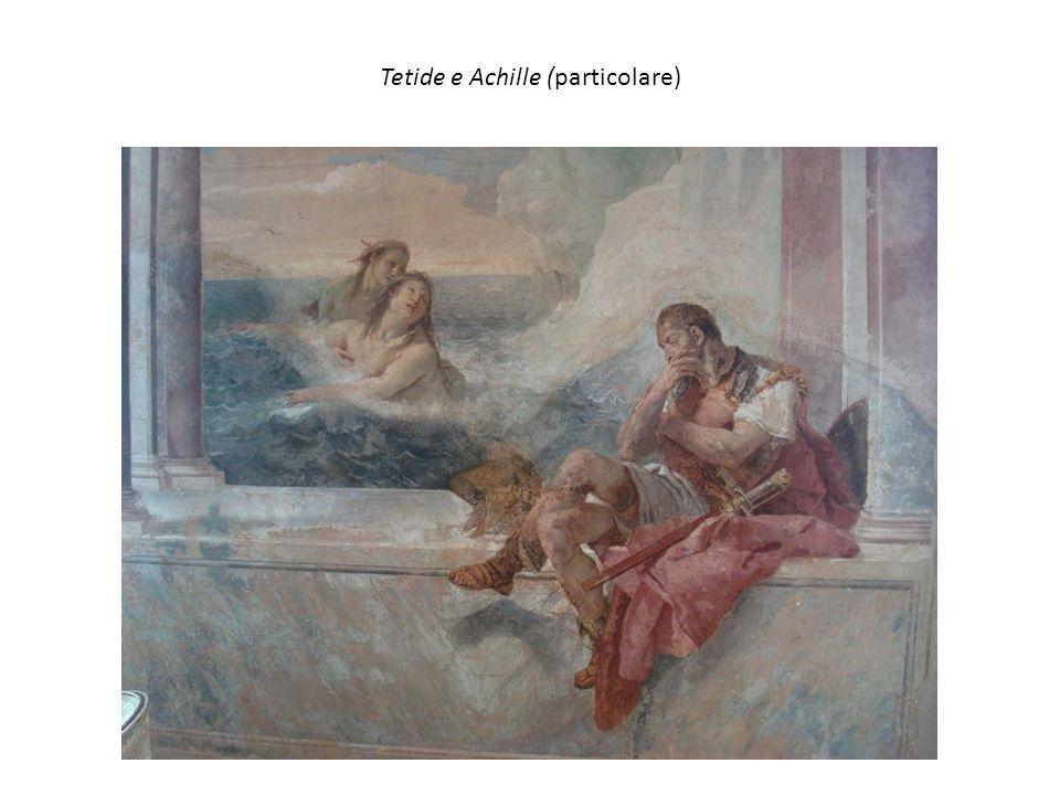 Tetide e Achille (particolare)