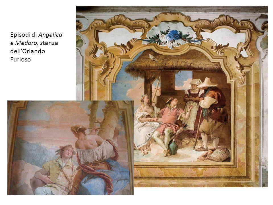 Episodi di Angelica e Medoro, stanza dellOrlando Furioso