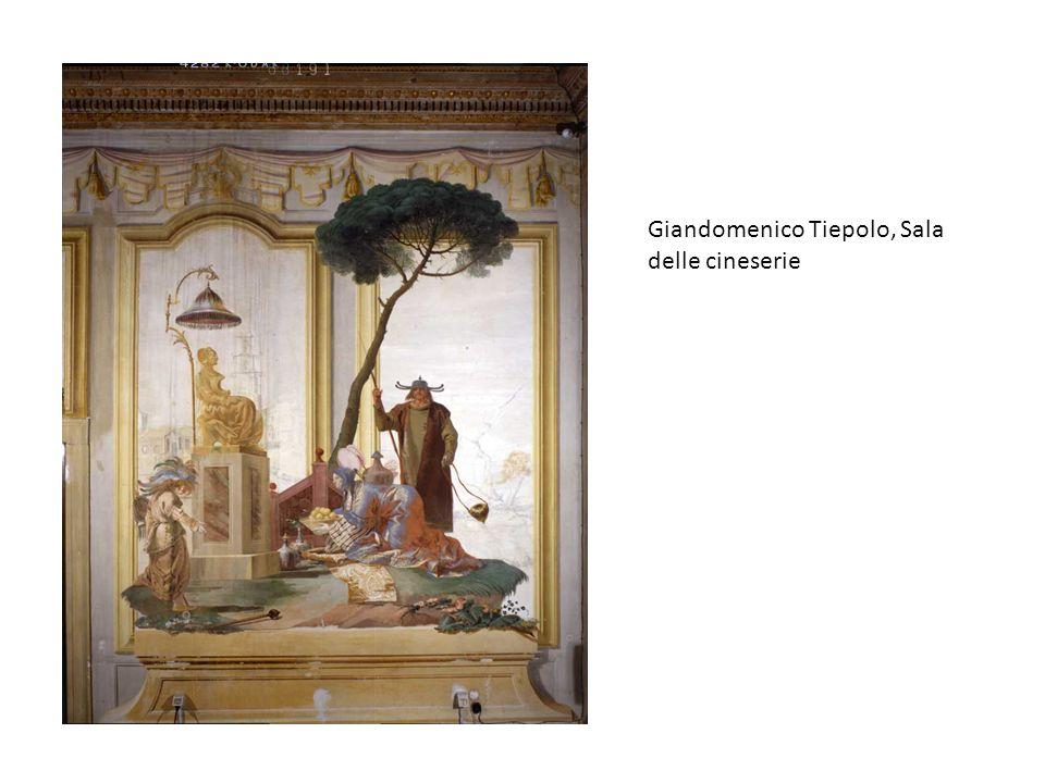 Giandomenico Tiepolo, Sala delle cineserie