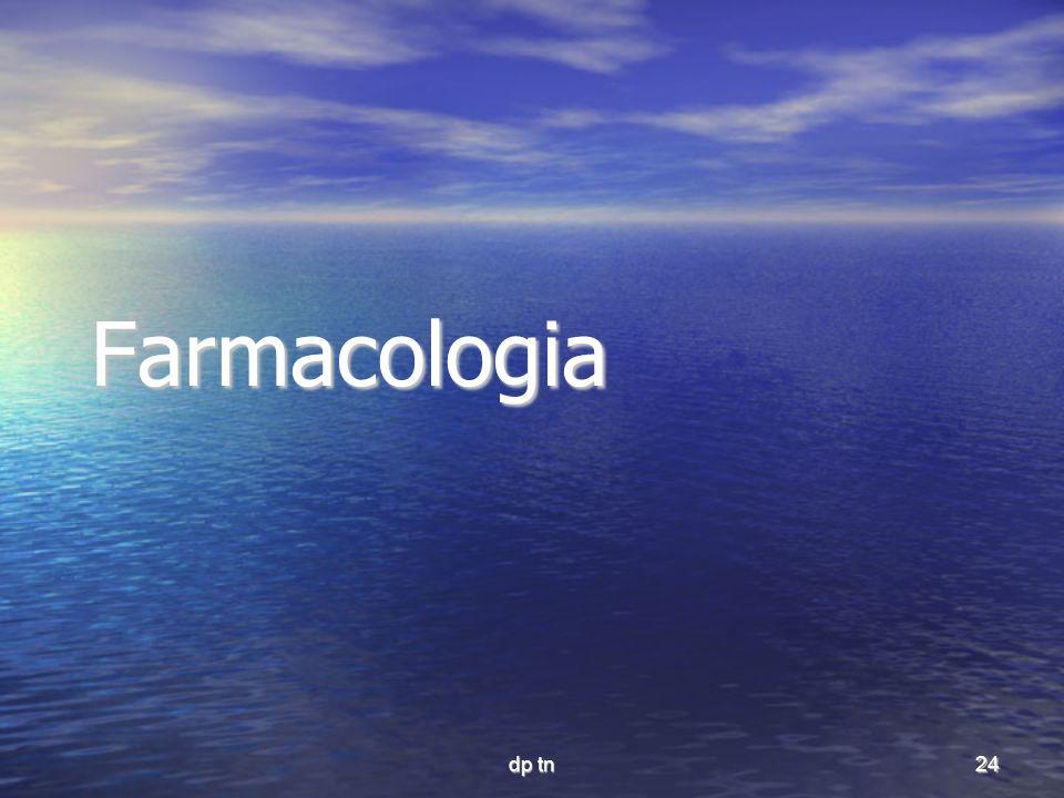 dp tn24 Farmacologia