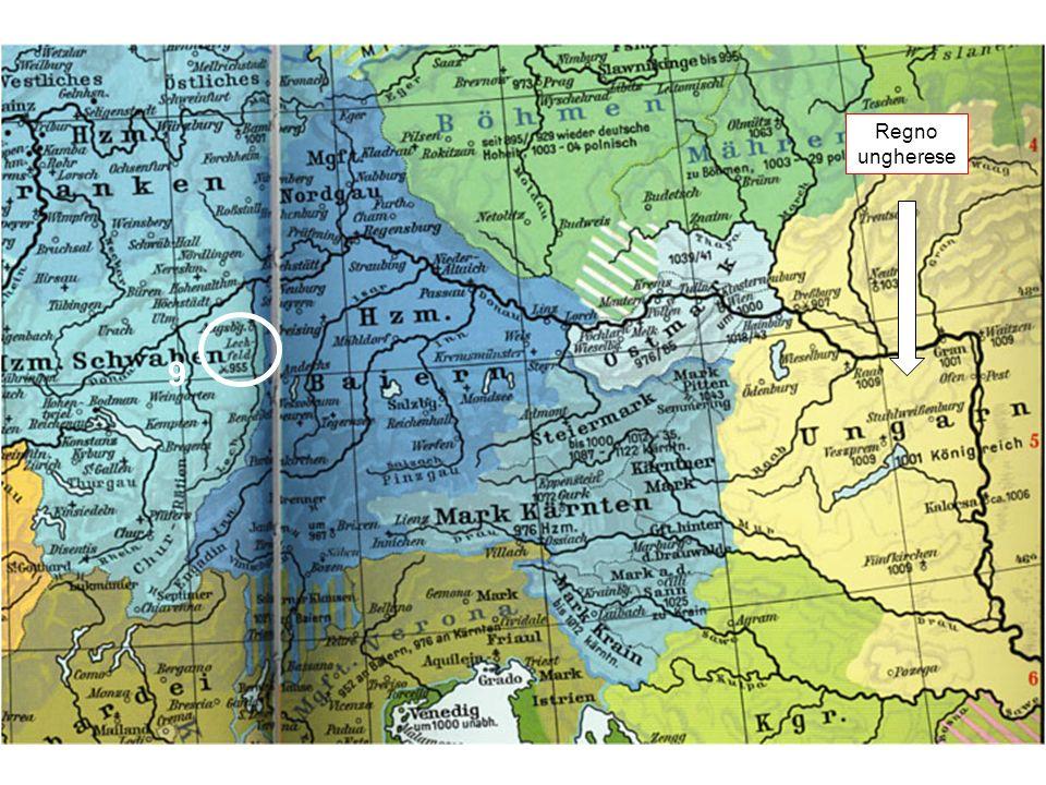 Mentre Ottone stava stabilizzando la situazione nel nord incominciava a volgere le sue attenzioni anche a sud, in Italia di riprendere la politica dei carolingi (tutela e diffusione della fede e della Chiesa) di cui si considerava erede.