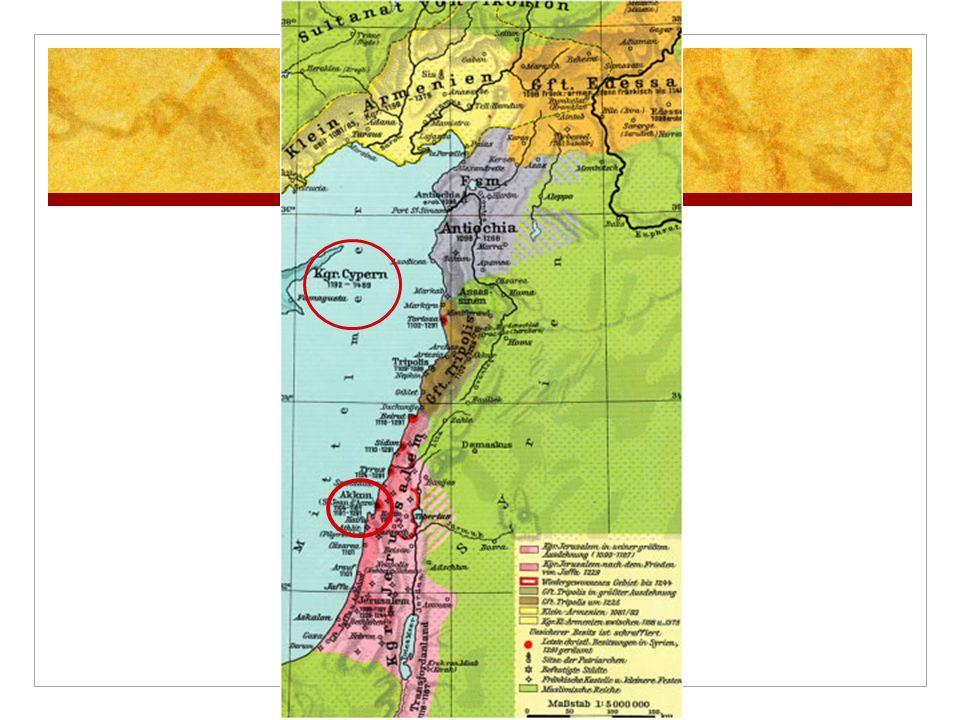 Le discordie fra i re crociati e il Re di Gerusalemme e di Tiro impedirono ulteriori imprese.