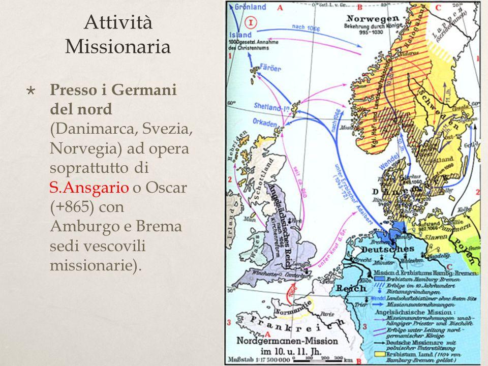 Daltra parte fu proprio sotto il governo di Ludovico il Pio (814-840) che iniziò a dissolversi il regno franco e con esso lunità dei popoli che ne facevano parte.