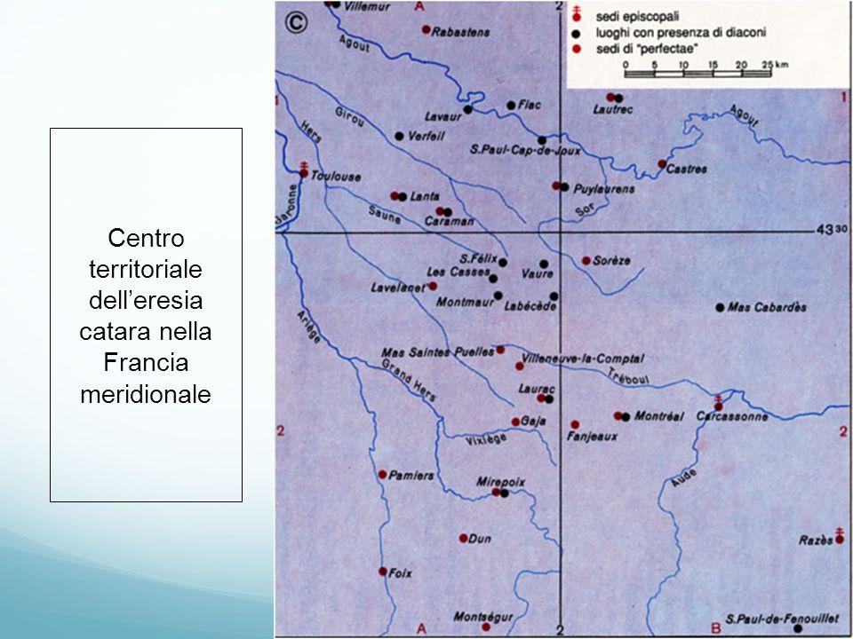 I catari nellItalia settentrional e e centrale nel XIII secolo