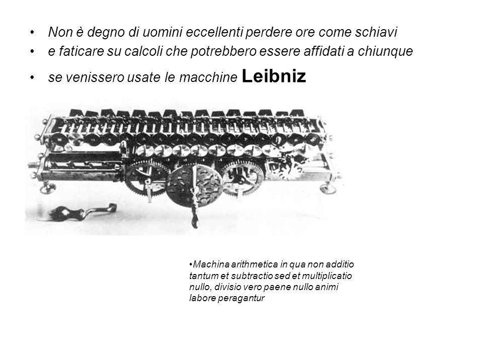 orologio calcolatore Disegno di Leonardo per una macchina calcolatrice La Pascalina Regolo calcolatore La macchina analitica di Babbage