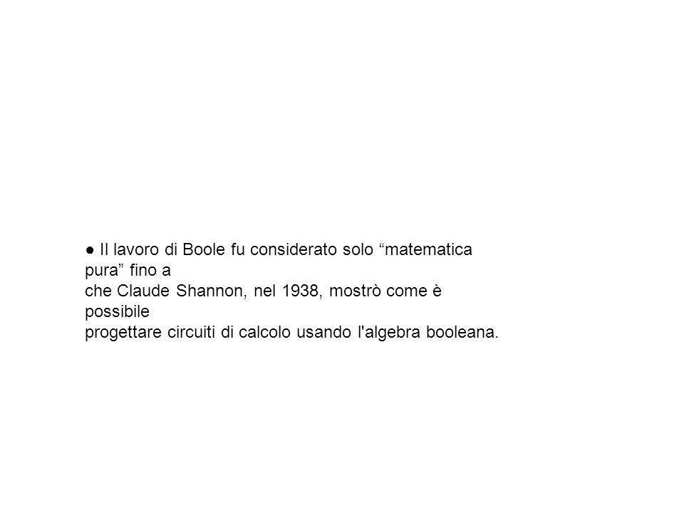 Nel 1847 Boole entra nel vivo della discussione con L'analisi matematica della logica, dove, contro Hamilton, sostiene che la logica non deve associar