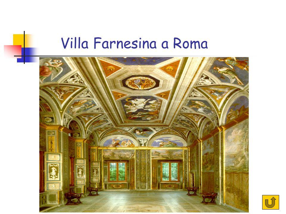 45 Villa Farnesina a Roma