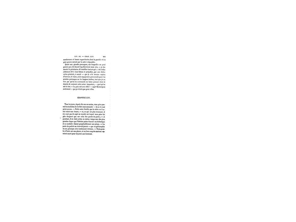 Dalla prima traduzione di Frénais viene luso di tradurre hobby-horse e hobby-horsical con dada (alternato a califourchon=cavalcioni), uso riportato anche nei dizionari francese (il Robert, il Larousse).