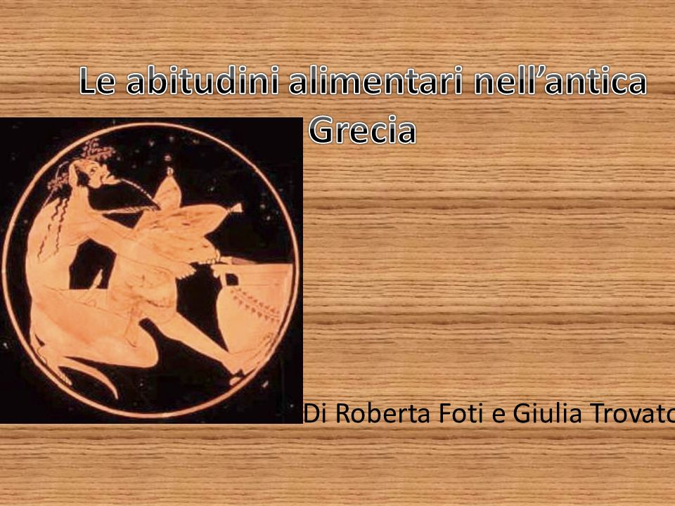 Di Roberta Foti e Giulia Trovato