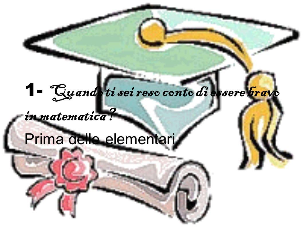 INTERVISTA A MANUEL BERBENNI Piccolo genio della Matematica!