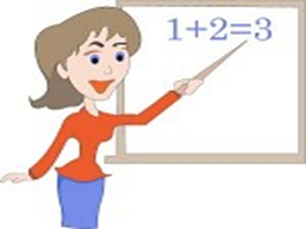 Quindi noi maestre del futuro, affrontiamo la matematica in modo positivo e sicuro...