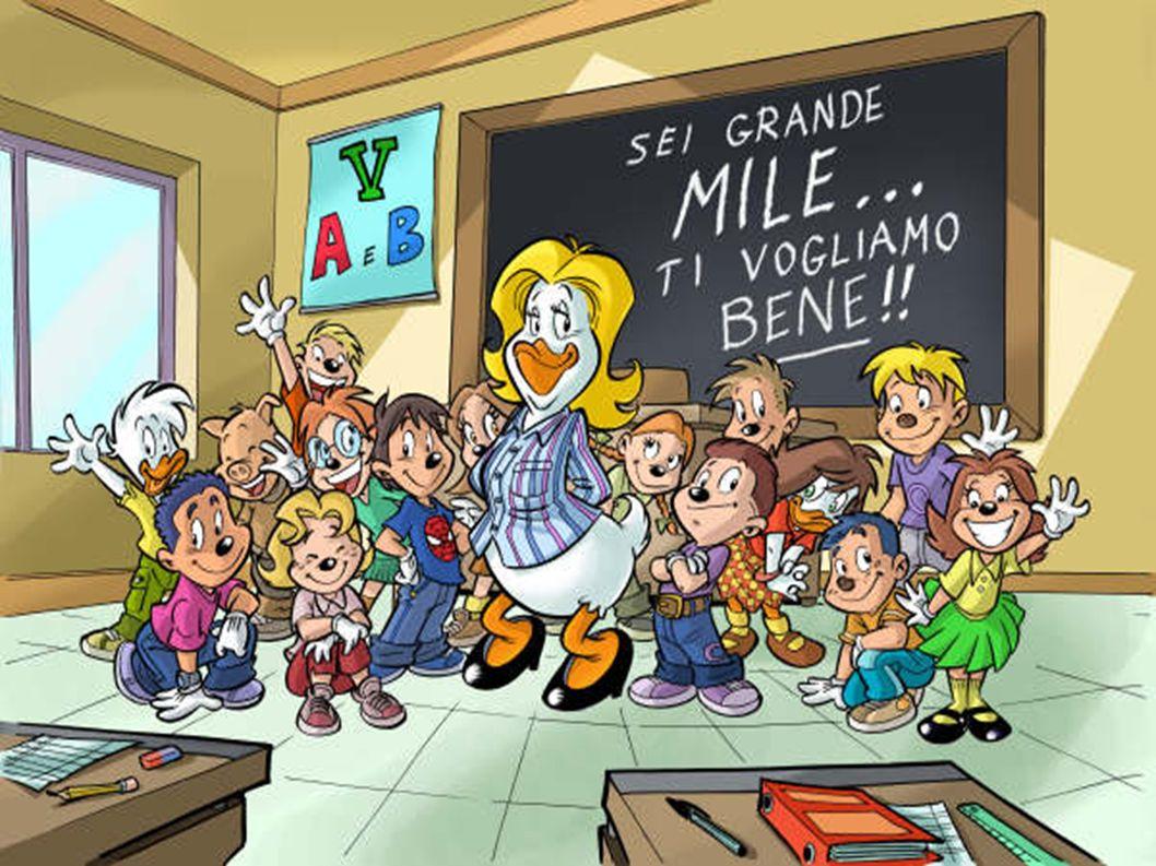 Affinchè i nostri bambini difficoltà non avranno, e insieme a noi i problemi risolveranno!!!