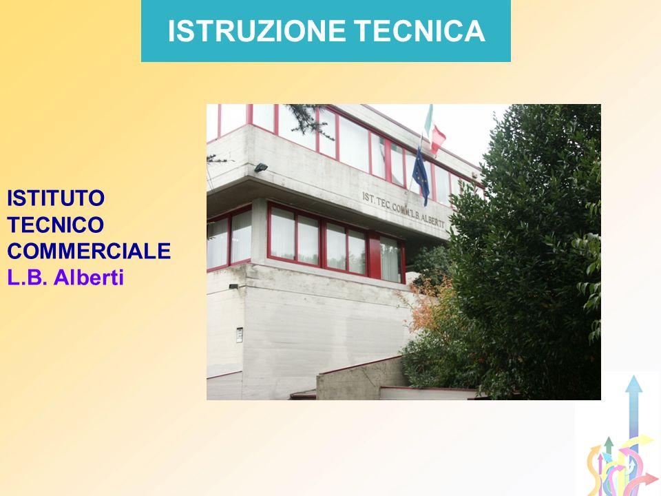 ISTITUTO TECNICO COMMERCIALE L.B. Alberti ISTRUZIONE TECNICA