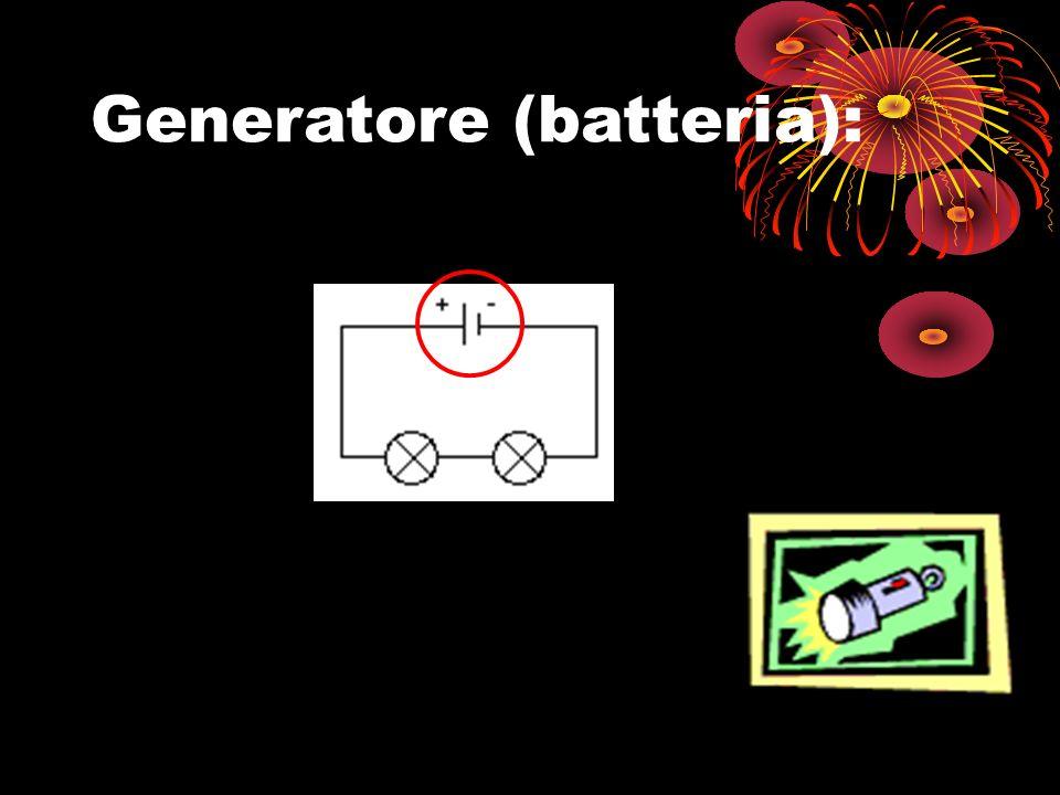 Generatore (batteria):