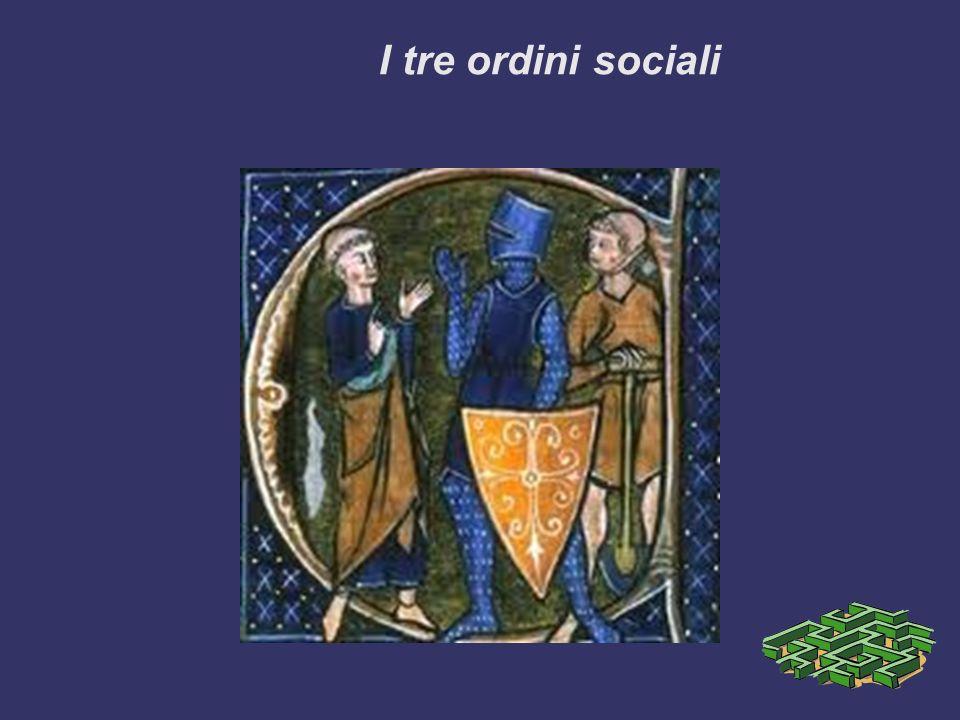I tre ordini sociali