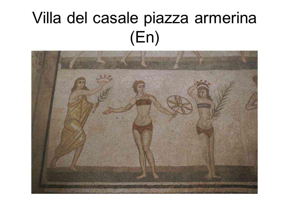 Villa del casale piazza armerina (En)