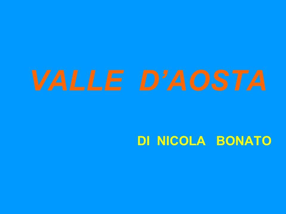 VALLE DAOSTA DI NICOLA BONATO