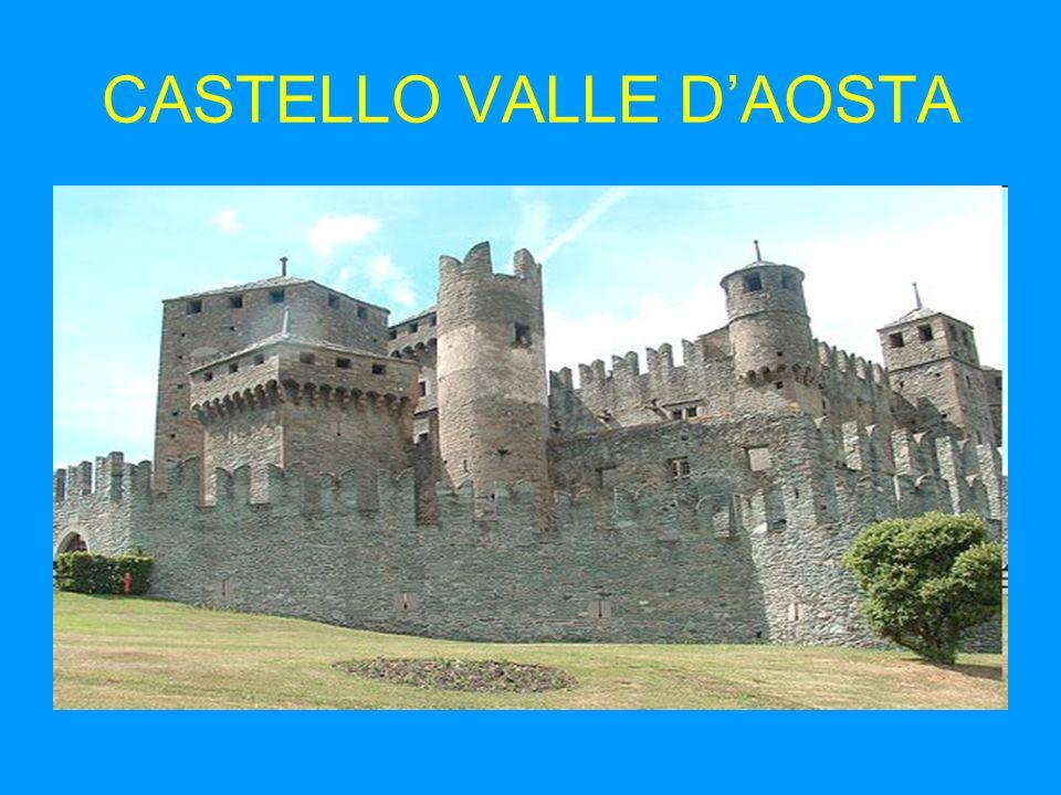 CASTELLO VALLE DAOSTA
