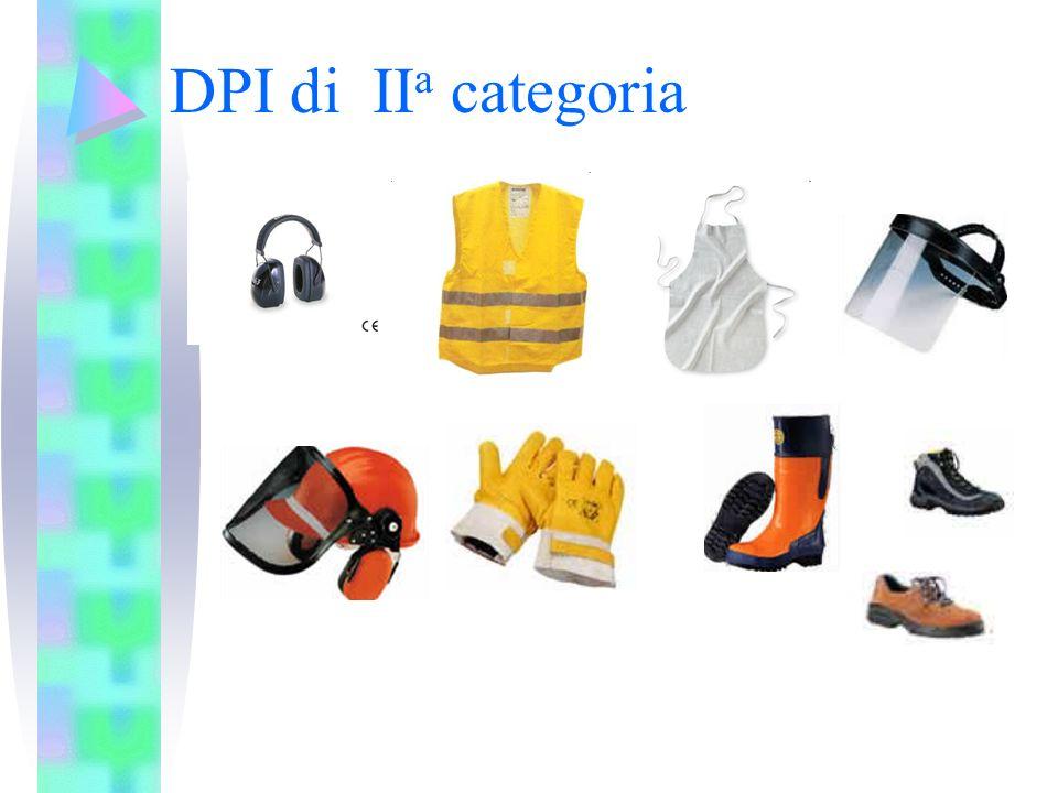 DPI di II a categoria