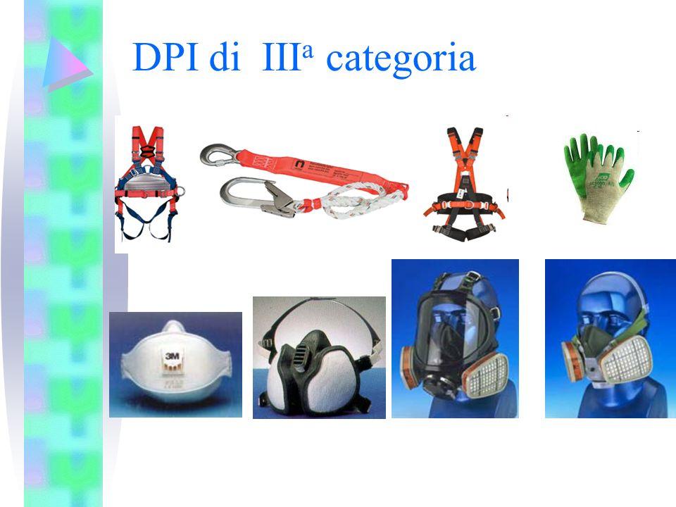 DPI di III a categoria