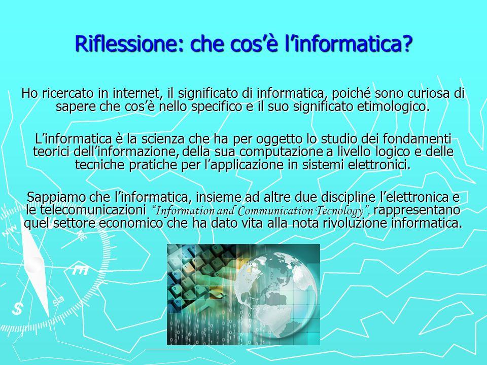 Etimologia Il termine italiano informatica proviene dal francese informatique e Philippe Dreyfus utilizzò per primo nel 1962 questo termine, poiché intendeva il trattamento automatico dellinformazione mediante il calcolatore.
