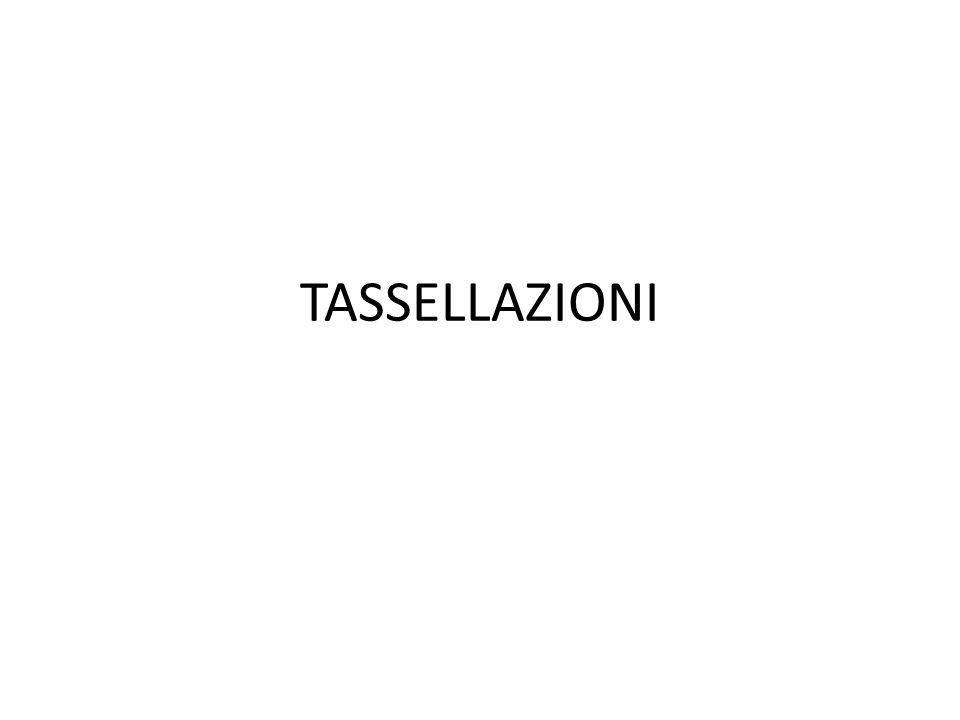 TASSELLAZIONI