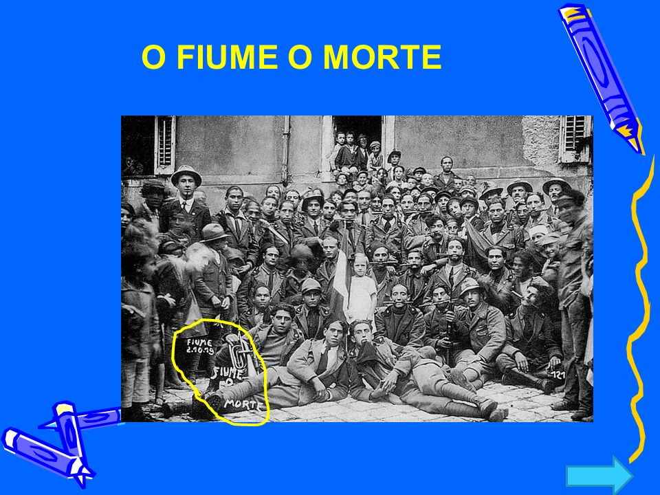 O FIUME O MORTE
