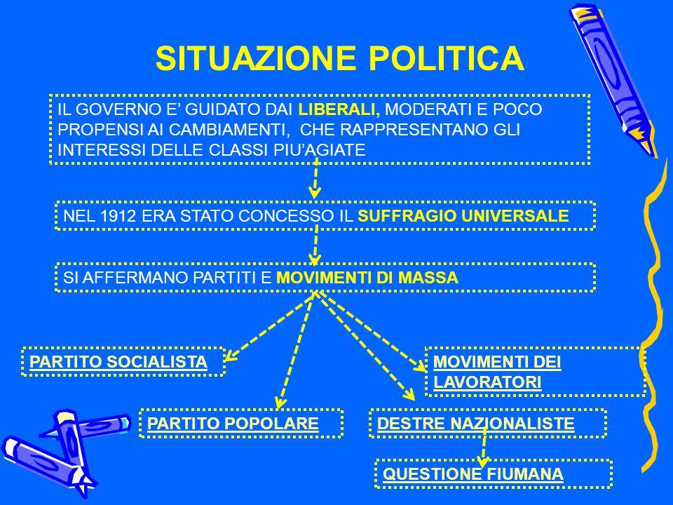 SOCIALISMO Nel 1892 nacque a Genova il Partito dei Lavoratori Italiani che si rifaceva al socialismo di ispirazione marxista.1892Genovasocialismomarxista Tra i fondatori della nuova formazione politica, vi è Filippo Turati.
