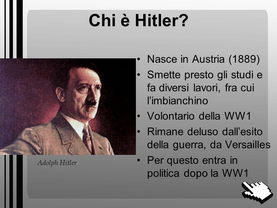 Il primo periodo Lorigine è nel piccolo Partito Operaio Nel 1920 Hitler e altri iscritti lo trasfor- mano in P PP Partito Nazional Socialista Prima è solo a Monaco, poi raccoglierà iscritti anche fuori dalla Baviera Nel 23 ha però solo 55 mila iscritti