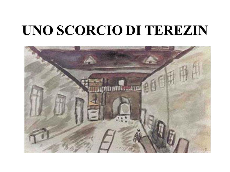 UNO SCORCIO DI TEREZIN