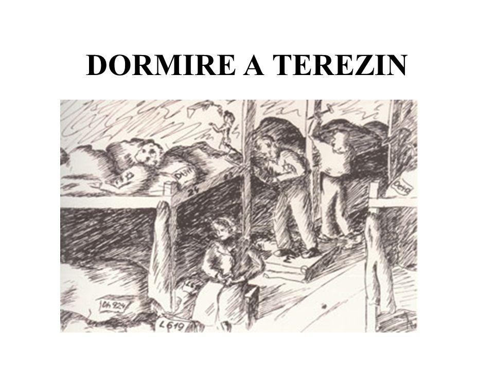 DORMIRE A TEREZIN