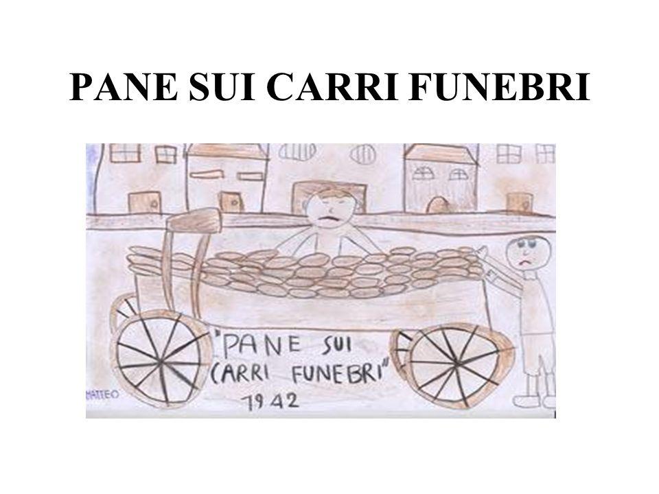 PANE SUI CARRI FUNEBRI